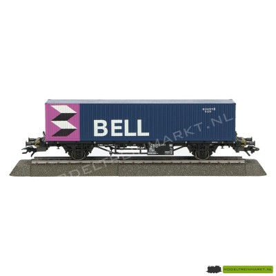 4851 Märklin DB Containerwagen 'Bell'