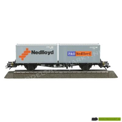 47683 Märklin NS Nedloyd containerwagen