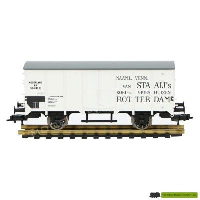 5341 45 NL K Fleischmann goederenwagon Van Staaij's Rotterdam