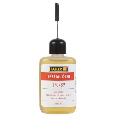 170489 Faller Speciaal oliespuitje 25 ml