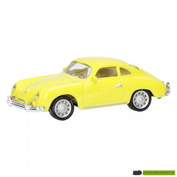 Schuco Porsche 356A geel