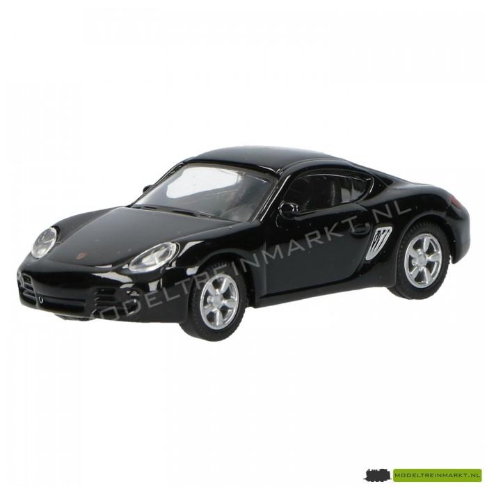 Schuco Porsche Cayman S Zwart