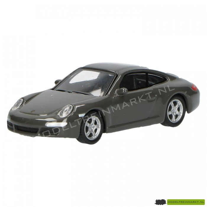 Schuco Porsche 911 Carrera S donkergrijs