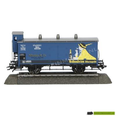 48926 Märklin Söhnlein Reingold koelwagen