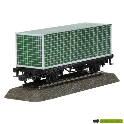 44460 Märklin Tipp-Kick Voetbalwagen