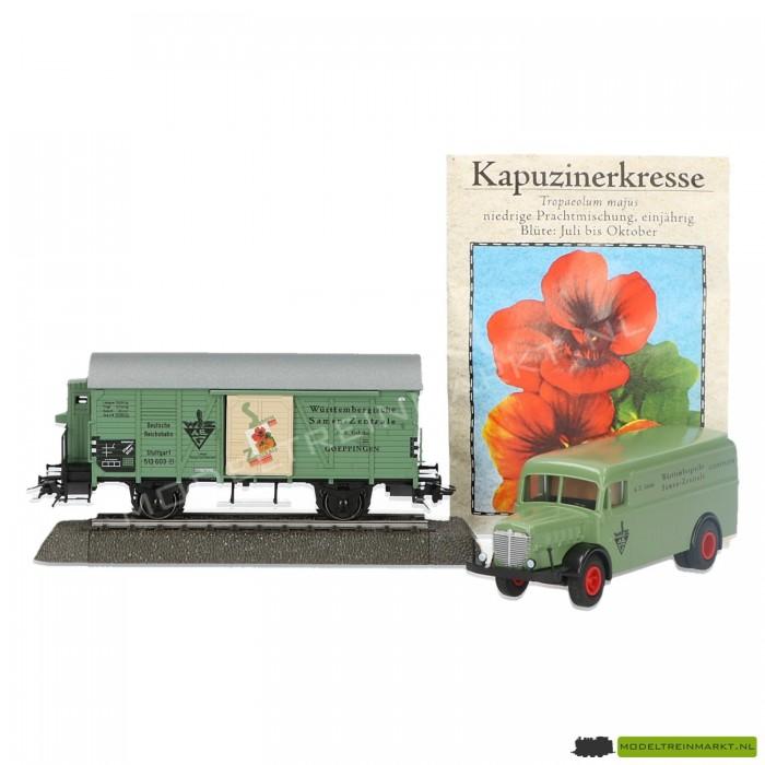 48005 Märklin Museumwagenset 2005