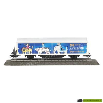 94203 Märklin (PMS 62-15) Goederenwagen '50 jaar Unicef'