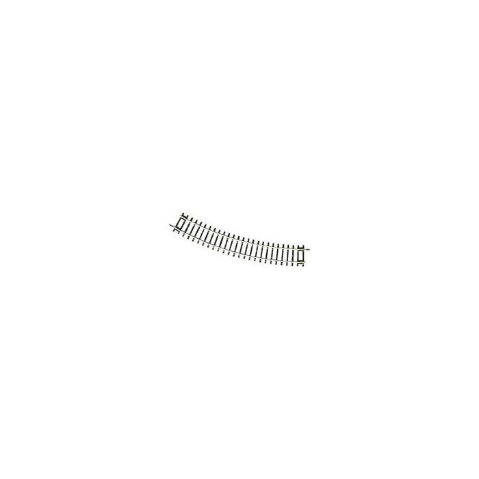 42422 Gebogen rails 30° R 358 mm