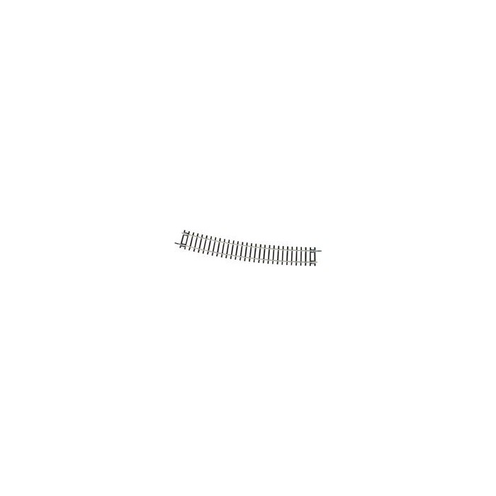 42427 Gebogen rails 15° R 826,4 mm