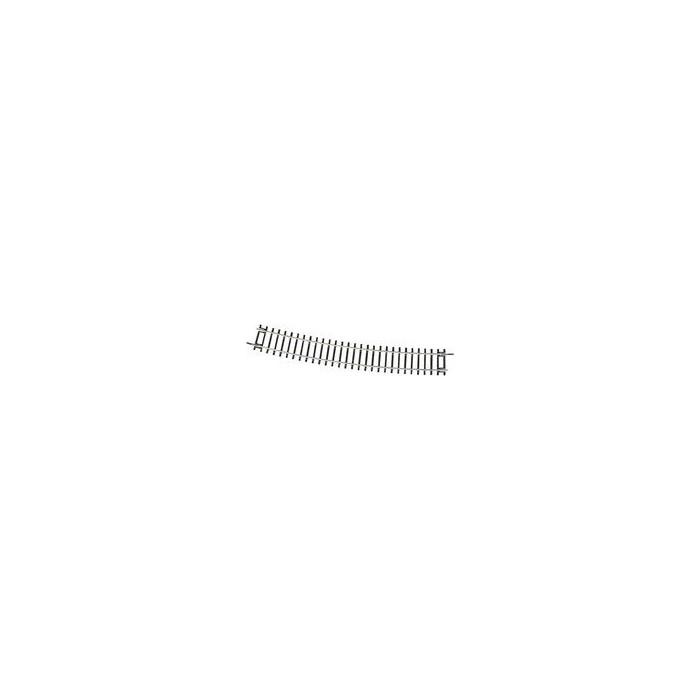 42427 Gebogen rails 15° R 826,4 mm