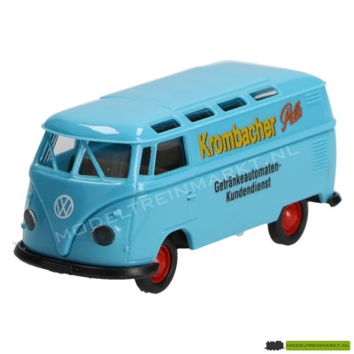 Brekina VW bus Krombacher Göppingen 2011