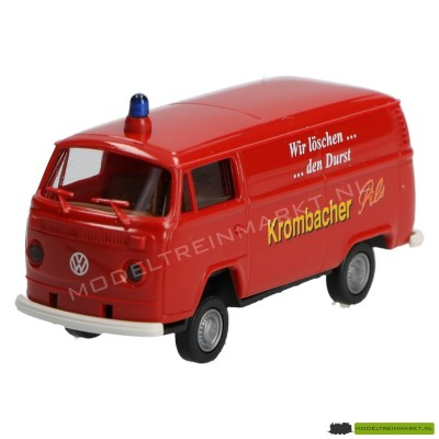 Brekina VW bus Krombacher Göppingen 2009