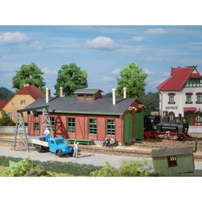 11355 Auhagen Locomotiefloods voor smalspoorbaan