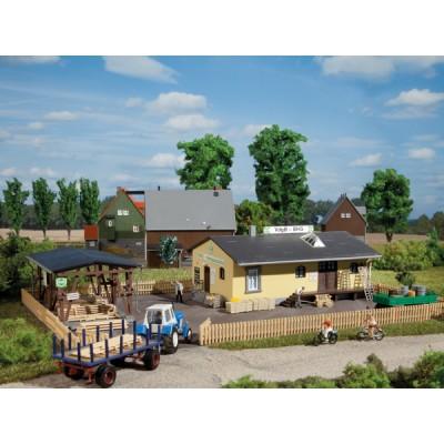 11374 Auhagen Plattelands distributiecentrum voor bouwmaterialen