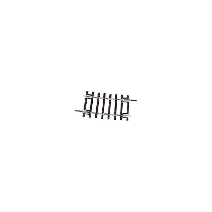 42409 Gebogen rails 7,5° R 419,6 mm