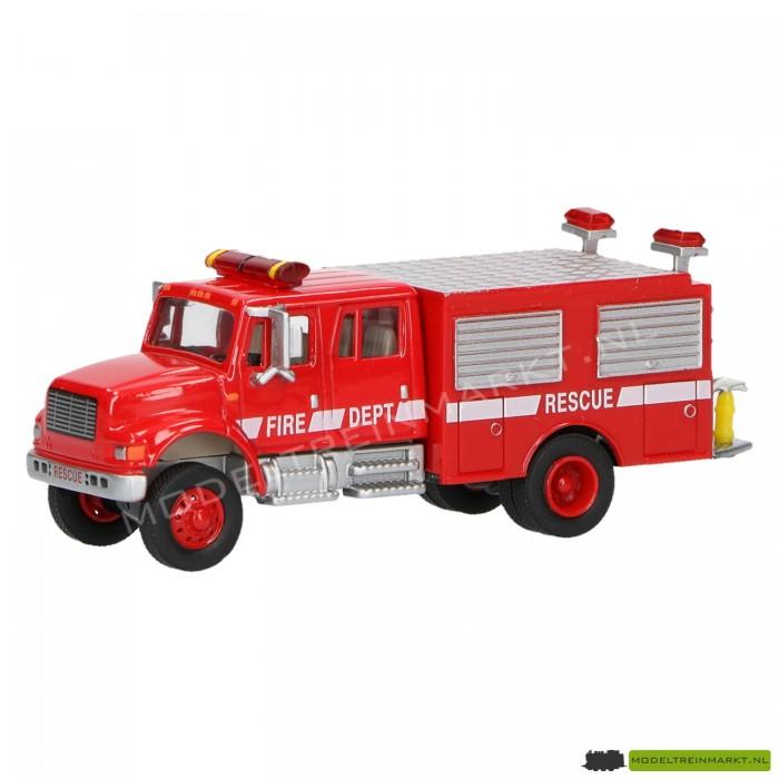21814 Schuco Brandweerwagen