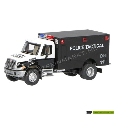 "21806 Schuco International ""Police Tactical"" wagen"