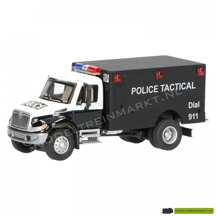 "21806 Schuco Internationale ""Police Tactical"" wagen"