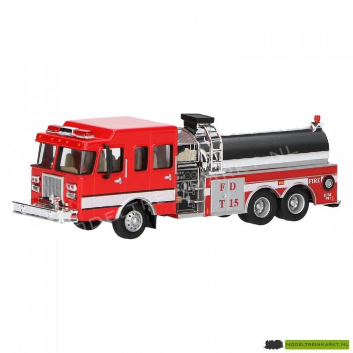 21808 Schuco Brandweer watertankwagen