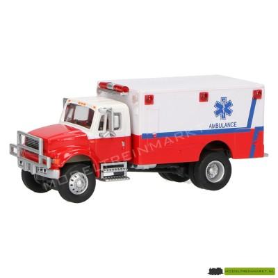 21815 Schuco Internationale ambulance