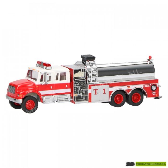 21816 Schuco Brandweer watertankwagen