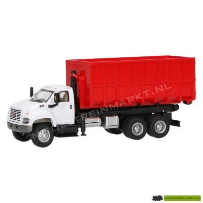 21821-2 Schuco Kiepwagen rood