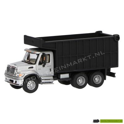 21821-3 Schuco Kiepwagen zwart