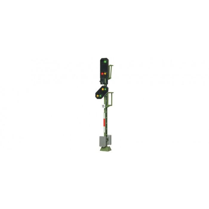 4015 Viessmann licht- inrijsein met voorsein