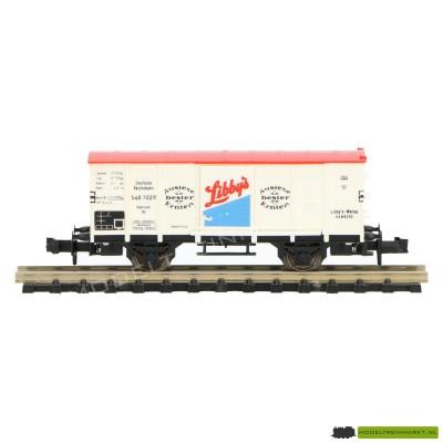 13602 Minitrix Gesloten goederenwagen 'Libby's'