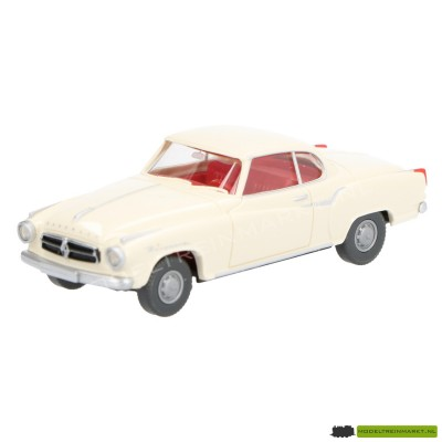 823 39 24 Wiking Borgward Isabella Coupé