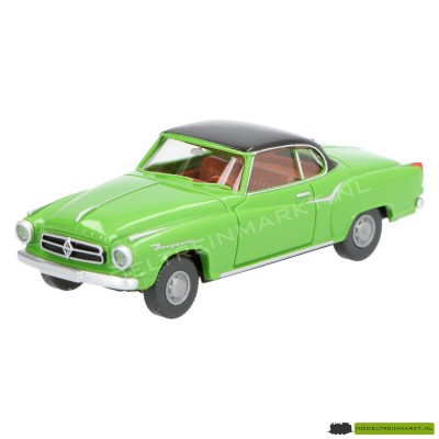 823 36 27 Wiking Borgward Isabella Coupé