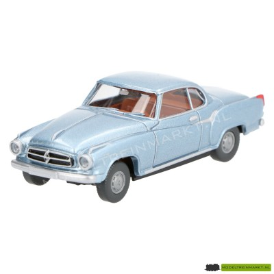 823 35 27 Wiking Borgward Isabella Coupé
