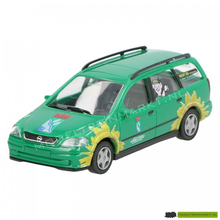 Wiking Opel Astra B caravan Landesgarten schau 2000