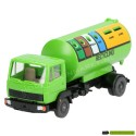 20643 Wiking recycling container LKW