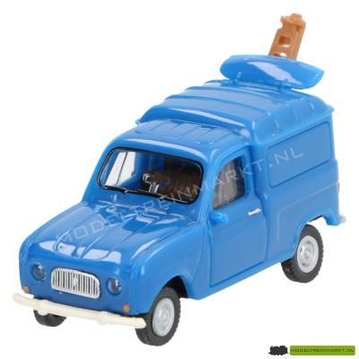 0225 02 Wiking Renault R4 Bestelauto