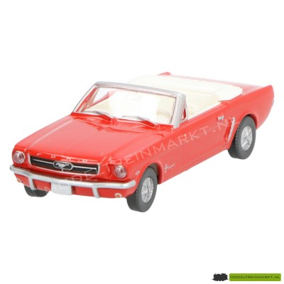 0205 49 Wiking Ford Mustang Cabriolet