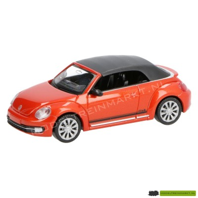 0028 48 Wiking VW The New Beetle Cabrio