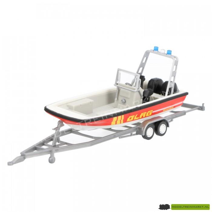 0095 48 Wiking DLRG - Mehrzweckboot MBZ 72
