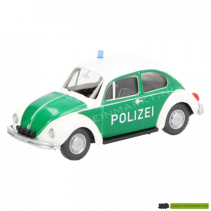 864 12 28 Wiking Politie - VW Käfer 1303
