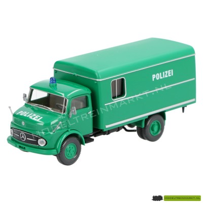 0864 14 34 Wiking Politie - Koffer-LKW
