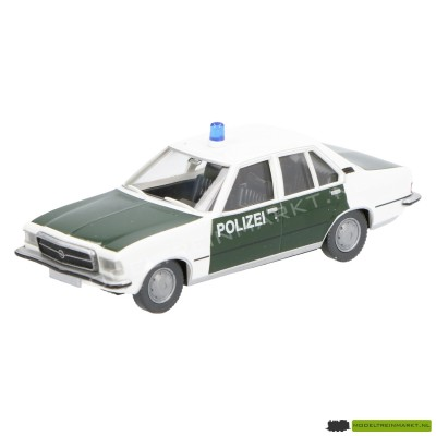 0864 13 30 Wiking Politie - Opel Rekord D
