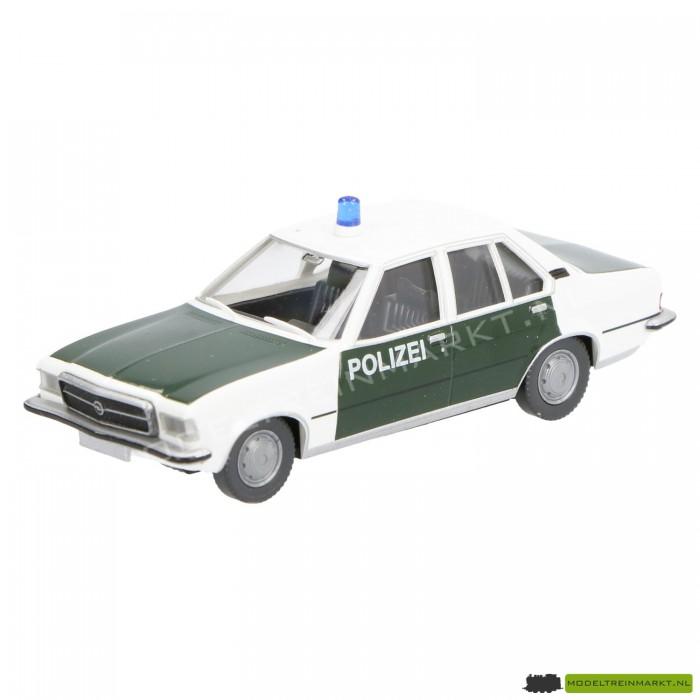 0864 13 30 Wiking Politie - VW Opel Rekord D