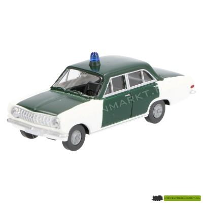 864 11 31 Wiking Politie - Opel Rekord A
