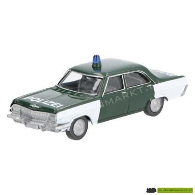 0864 17 Wiking Politie - Opel Kapitän