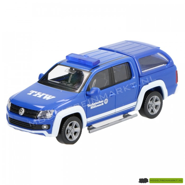 0311 08 Wiking THW - VW Amarok
