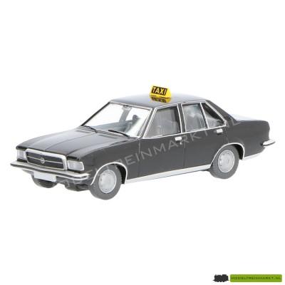 0800 05 29 Wiking Taxi - Opel Rekord D