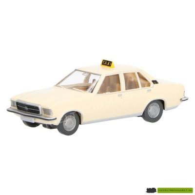 0800 06 29 Wiking Taxi - Opel Rekord D