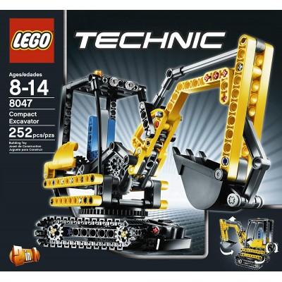 8047 LEGO® compacte graafmachine
