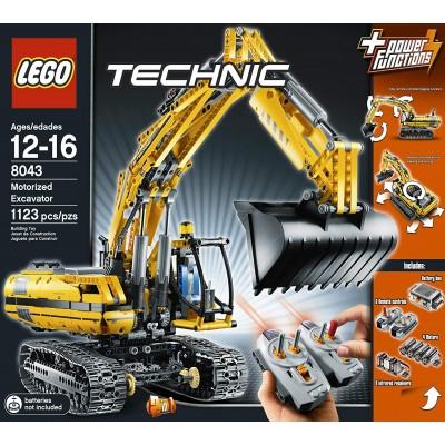 8043 LEGO® Graafmachine Met Motor