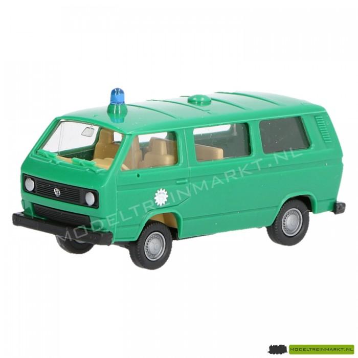 716 Roco minitanks BGS Bus groen